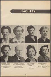 Page 11, 1947 Edition, Barret Manual Training High School - Revue Yearbook (Henderson, KY) online yearbook collection