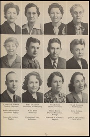 Page 12, 1947 Edition, Barret Manual Training High School - Revue Yearbook (Henderson, KY) online yearbook collection
