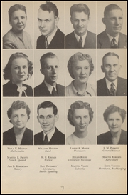 Page 13, 1947 Edition, Barret Manual Training High School - Revue Yearbook (Henderson, KY) online yearbook collection