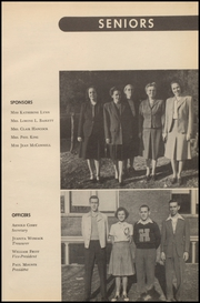 Page 15, 1947 Edition, Barret Manual Training High School - Revue Yearbook (Henderson, KY) online yearbook collection