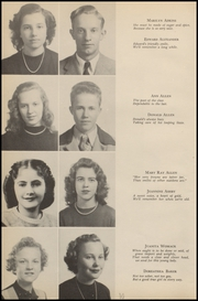 Page 16, 1947 Edition, Barret Manual Training High School - Revue Yearbook (Henderson, KY) online yearbook collection