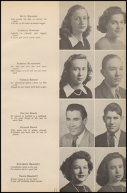 Page 17, 1947 Edition, Barret Manual Training High School - Revue Yearbook (Henderson, KY) online yearbook collection