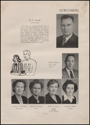 Page 11, 1948 Edition, Barret Manual Training High School - Revue Yearbook (Henderson, KY) online yearbook collection