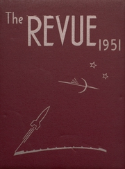 1951 Edition, Barret Manual Training High School - Revue Yearbook (Henderson, KY)