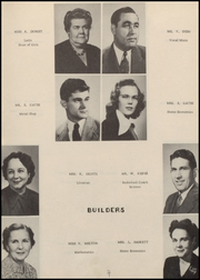 Page 11, 1952 Edition, Barret Manual Training High School - Revue Yearbook (Henderson, KY) online yearbook collection