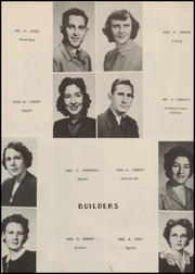 Page 12, 1952 Edition, Barret Manual Training High School - Revue Yearbook (Henderson, KY) online yearbook collection