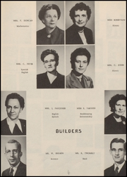 Page 13, 1952 Edition, Barret Manual Training High School - Revue Yearbook (Henderson, KY) online yearbook collection