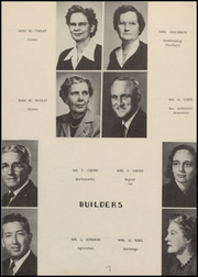 Page 14, 1952 Edition, Barret Manual Training High School - Revue Yearbook (Henderson, KY) online yearbook collection