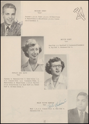 Page 17, 1952 Edition, Barret Manual Training High School - Revue Yearbook (Henderson, KY) online yearbook collection