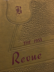 1953 Edition, Barret Manual Training High School - Revue Yearbook (Henderson, KY)
