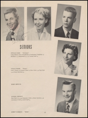 Page 17, 1954 Edition, Barret Manual Training High School - Revue Yearbook (Henderson, KY) online yearbook collection