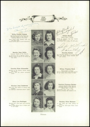Page 17, 1944 Edition, Louisville Girls High School - Record Yearbook (Louisville, KY) online yearbook collection
