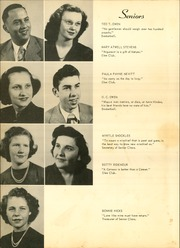 Page 12, 1950 Edition, Livermore High School - Hi Times Yearbook (Livermore, KY) online yearbook collection
