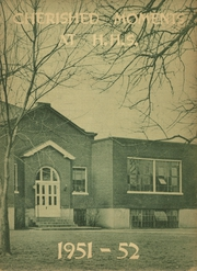 Page 1, 1952 Edition, Hustonville High School - Annual Yearbook (Hustonville, KY) online yearbook collection