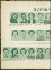 Page 2, 1952 Edition, Hustonville High School - Annual Yearbook (Hustonville, KY) online yearbook collection