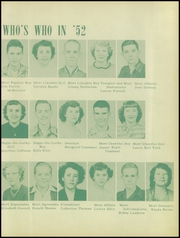 Page 3, 1952 Edition, Hustonville High School - Annual Yearbook (Hustonville, KY) online yearbook collection