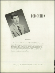Page 6, 1952 Edition, Hustonville High School - Annual Yearbook (Hustonville, KY) online yearbook collection