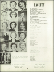 Page 8, 1952 Edition, Hustonville High School - Annual Yearbook (Hustonville, KY) online yearbook collection
