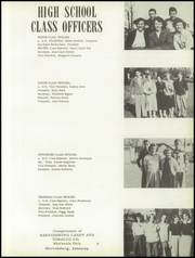 Page 9, 1952 Edition, Hustonville High School - Annual Yearbook (Hustonville, KY) online yearbook collection