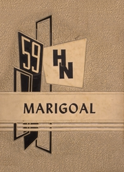 1959 Edition, Holy Name High School - Marigoal Yearbook (Henderson, KY)