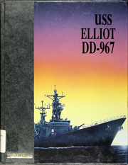1998 Edition, Elliot (DD 967) - Naval Cruise Book