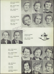 Page 11, 1959 Edition, Glendale High School - Beacon Yearbook (Glendale, KY) online yearbook collection