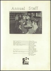 Page 7, 1955 Edition, Lebanon Junction High School - Eagle Yearbook (Lebanon Junction, KY) online yearbook collection