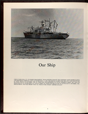 Page 10, 1983 Edition, El Paso (LKA 117) - Naval Cruise Book online yearbook collection