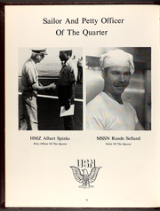 Page 14, 1983 Edition, El Paso (LKA 117) - Naval Cruise Book online yearbook collection