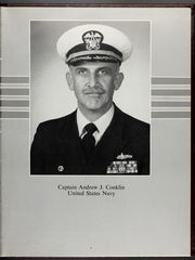 Page 7, 1983 Edition, El Paso (LKA 117) - Naval Cruise Book online yearbook collection