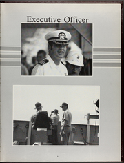 Page 9, 1983 Edition, El Paso (LKA 117) - Naval Cruise Book online yearbook collection