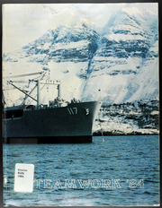 Page 1, 1984 Edition, El Paso (LKA 117) - Naval Cruise Book online yearbook collection