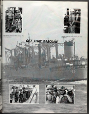 Page 11, 1984 Edition, El Paso (LKA 117) - Naval Cruise Book online yearbook collection