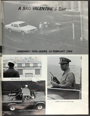 Page 7, 1984 Edition, El Paso (LKA 117) - Naval Cruise Book online yearbook collection