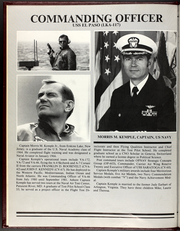 Page 8, 1988 Edition, El Paso (LKA 117) - Naval Cruise Book online yearbook collection