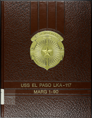 1990 Edition, El Paso (LKA 117) - Naval Cruise Book