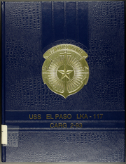 1993 Edition, El Paso (LKA 117) - Naval Cruise Book