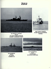 Page 15, 1992 Edition, Elrod (FFG 55) - Naval Cruise Book online yearbook collection
