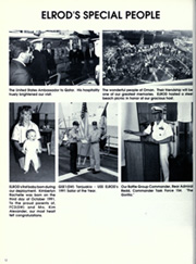 Page 16, 1992 Edition, Elrod (FFG 55) - Naval Cruise Book online yearbook collection