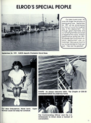 Page 17, 1992 Edition, Elrod (FFG 55) - Naval Cruise Book online yearbook collection
