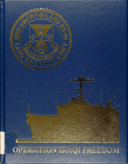2003 Edition, Emory Land (AS 39) - Naval Cruise Book