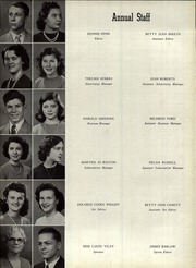 Page 12, 1944 Edition, Garth High School - Green and White Yearbook (Georgetown, KY) online yearbook collection