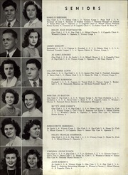 Page 16, 1944 Edition, Garth High School - Green and White Yearbook (Georgetown, KY) online yearbook collection