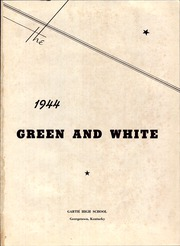 Page 5, 1944 Edition, Garth High School - Green and White Yearbook (Georgetown, KY) online yearbook collection