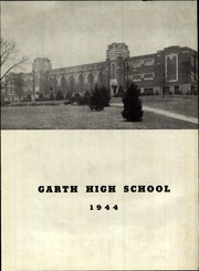 Page 6, 1944 Edition, Garth High School - Green and White Yearbook (Georgetown, KY) online yearbook collection