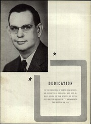 Page 8, 1944 Edition, Garth High School - Green and White Yearbook (Georgetown, KY) online yearbook collection