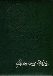 1950 Edition, Garth High School - Green and White Yearbook (Georgetown, KY)