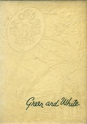 1952 Edition, Garth High School - Green and White Yearbook (Georgetown, KY)