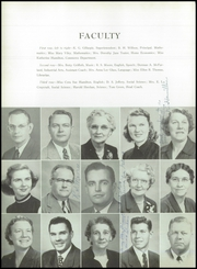 Page 12, 1953 Edition, Garth High School - Green and White Yearbook (Georgetown, KY) online yearbook collection