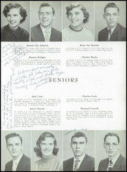 Page 15, 1953 Edition, Garth High School - Green and White Yearbook (Georgetown, KY) online yearbook collection